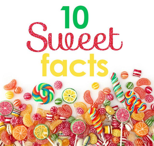10 Sweet Facts About Candy