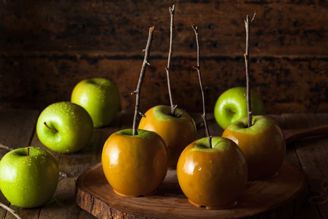 7 Fruit Gifts for Halloween