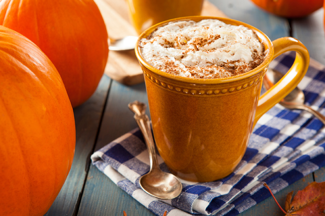 4 Favorite Pumpkin Spice Beverages for Fall
