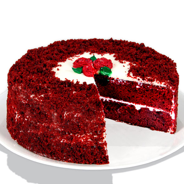 Images Of Red Cake : History of Red Velvet Cake