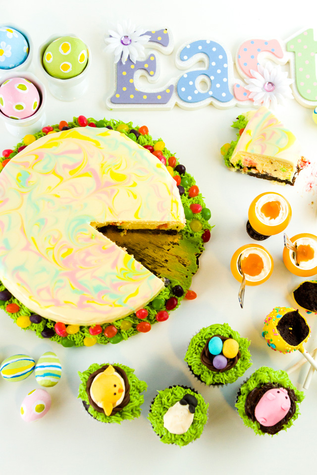 6 Perfect Cheesecake Combinations for Easter