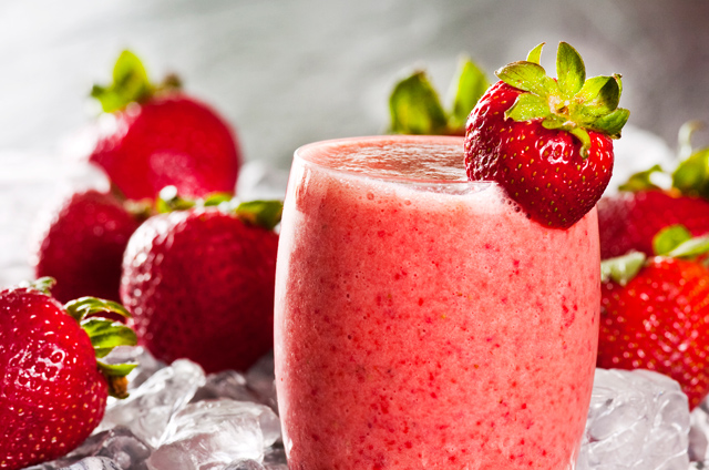 Strawberry Cheesecake Smoothie Recipe