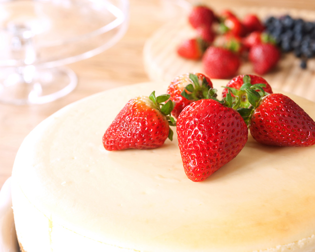 How to Make Champagne Cheesecake