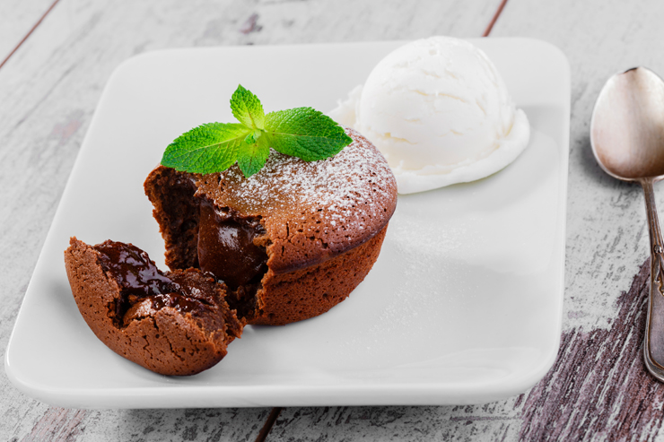 How to Make Chocolate Lava Cake