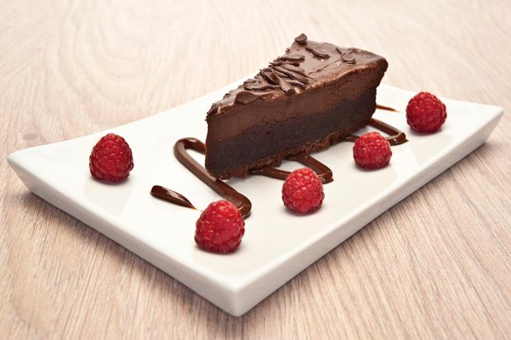 Chocolate cheesecake 2016