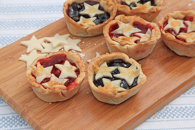 Recipe: Easy Memorial Day Pies