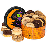 Witch's Kitchen Cookie Gift Box 8960CC