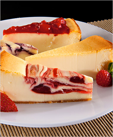 Welcome to the Cheesecake.com Mailing List!