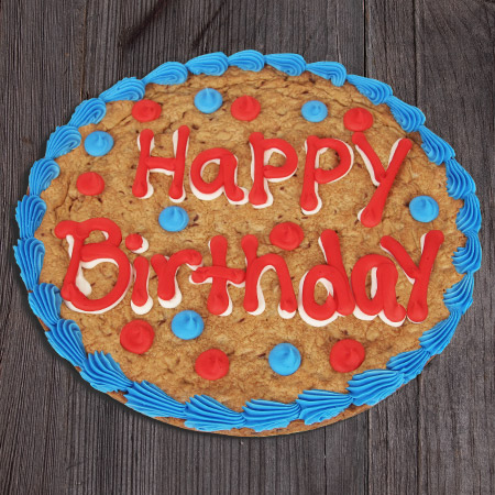 Gourmet Cookie Cakes