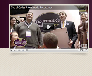 Guinness World Record for the Largest Cup of Iced Coffee