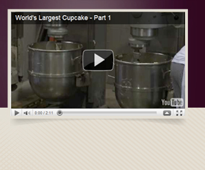 Guinness World Record for the Largest Cupcake