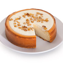 Banana Cream Cheesecake - 6 Inch (8115CC)