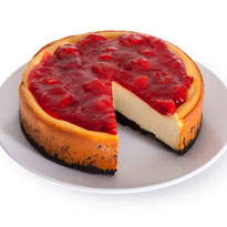 Cherry Almond Cheesecake - 6 Inch (8119CC)