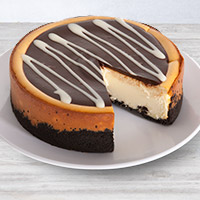 Cookies & Cream Cheesecake - 6 Inch (8124CC)