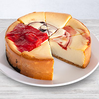 Fruit Cheesecake Sampler - 6 Inch (8112CC)