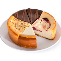 Happy Hour Cheesecake Sampler - 6 Inch