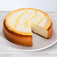 Key Lime Cheesecake - 6 Inch (8127CC)