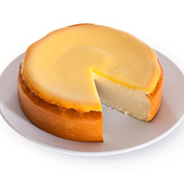 Lemon Biscotti Cheesecake - 6 Inch (8128CC)