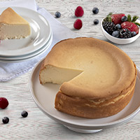 New York Cheesecake - 6 Inch (8104CC)