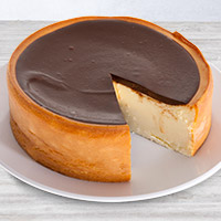 New York Chocolate Fudge Cheesecake - 6 Inch (8131CC)