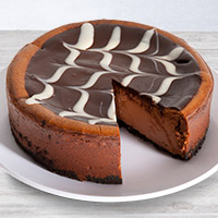 Triple Chocolate Cheesecake - 6 Inch (8134CC)