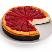 Cherry Almond Cheesecake - 9 Inch (8019CC)