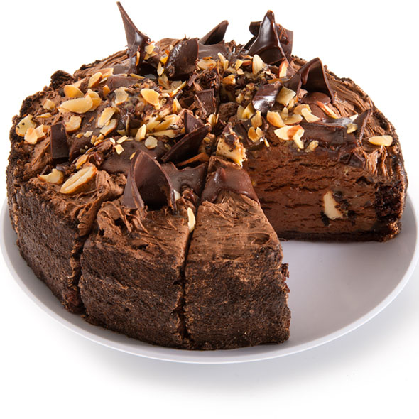Chocolate Eruption Cake Save On Foods