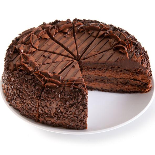 Whole Foods Chocolate Mousse Cake
