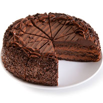 Chocolate Layer Mousse Cake - 9 Inch (8506CC)