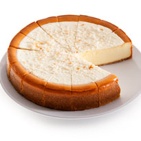 Coconut Cheesecake - 9 Inch