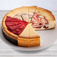 Fruit Cheesecake Sampler - 9 Inch (8012CC)