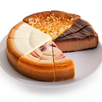 Happy Hour Cheesecake Sampler - 9 Inch