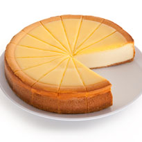 Lemon Biscotti Cheesecake - 9 Inch (8028CC)