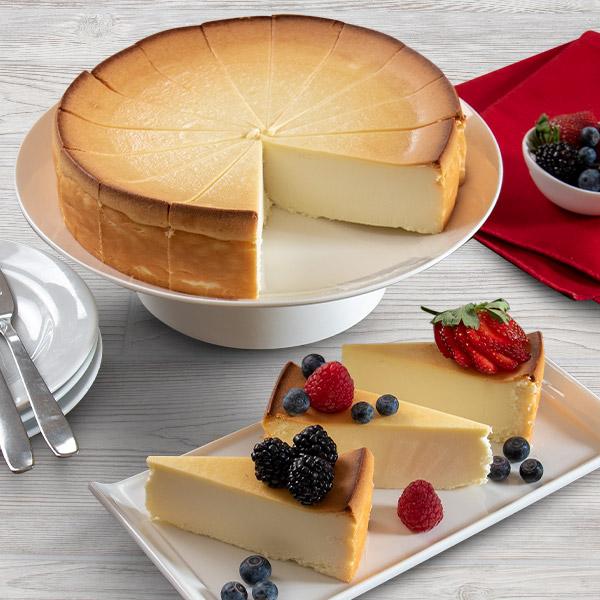 New York Cheesecake - 9 Inch