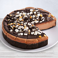 Rocky Road Cheesecake - 9 Inch (8033CC)