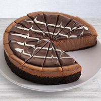 Triple Chocolate Cheesecake - 9 Inch (8034CC)