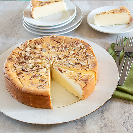 Amaretto Mousse Cheesecake Recipe — Dishmaps