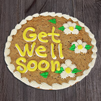 Get Well Soon Cookie Cake (8665CC)