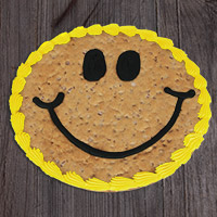Smile Cookie Cake (8664CC)