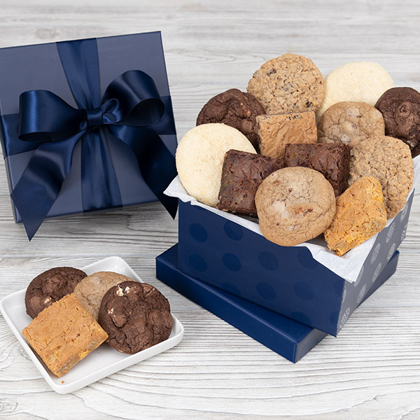 Father's Day Cookie & Brownie Gift Box 8988CC