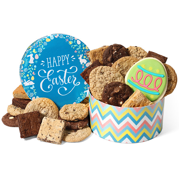 Happy Easter Brownie Gift Box 8987CC