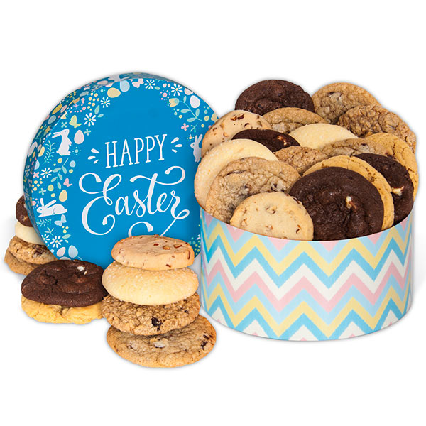 Happy Easter Cookie Gift Box 8967CC