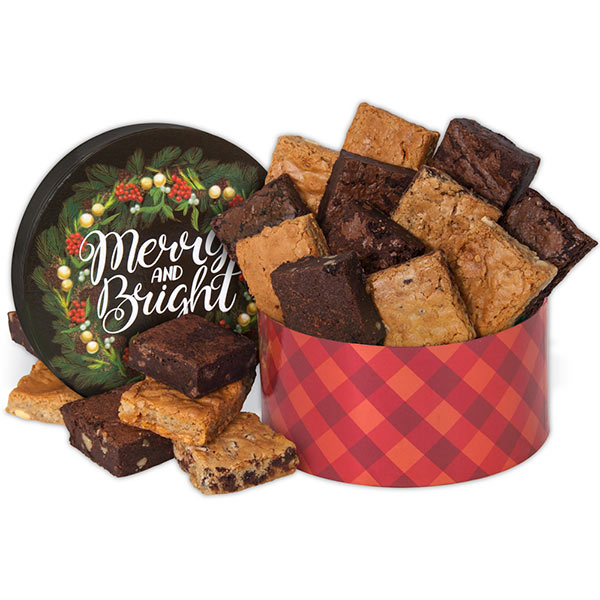 Merry & Bright Brownie Gift Box 8986CC