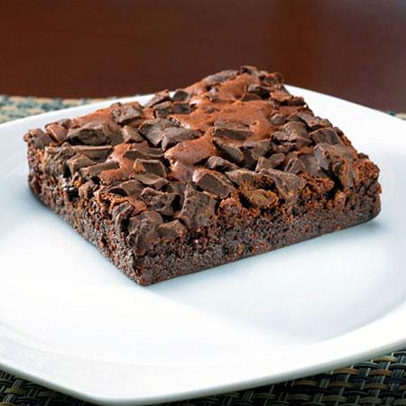 Belgian Chocolate Chunk – 12 Brownies by Cheesecake.com