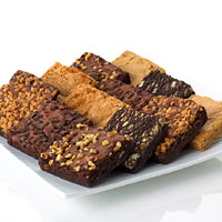 Brownies Sampler – 12 Brownies