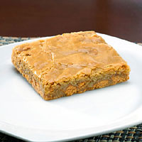 Butterscotch Blonde – 12 Brownies