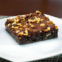 Fudge Walnut – 12 Brownies (8827CC)