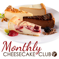Monthly Cheesecake Club - 9 Inch