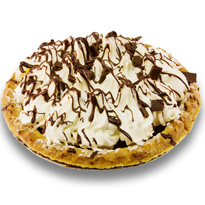 Chocolate Cream Pie (8201CC)