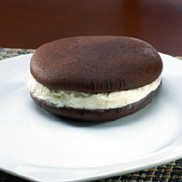 Peanut Butter - 12 Whoopie Pies (8906CC)
